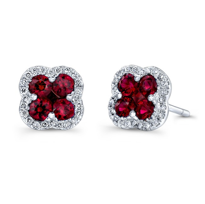 ruby natural lumi fine rings diamonds engagement jewelry earrings with